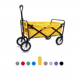 canopy for folding wagon