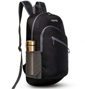 small hiking backpack