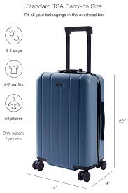 CHESTER suitcase