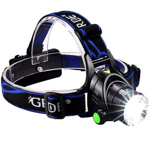 best headlamp for running