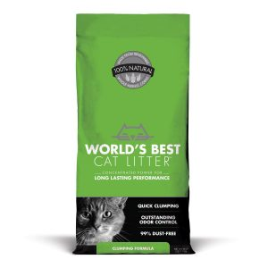 Cat Litter Clumping Formula