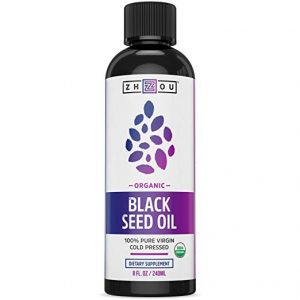 Nutrition Black Seed Oil