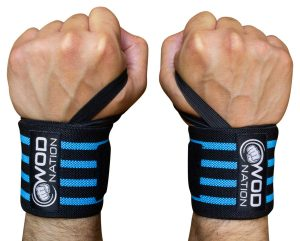 Nation Wrist Wraps