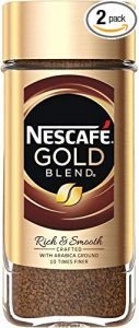 Instant Coffee Gold