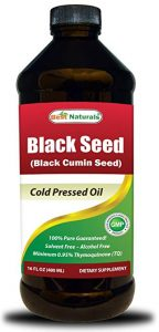 Naturals Black Seed Oil