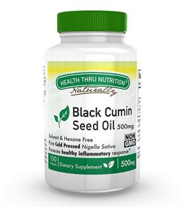 best way to take black seed oil