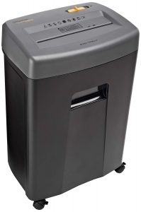 17-Sheet Cross-Cut Paper Shredder