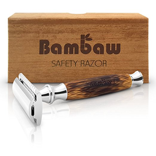 Safety Razor Bamboo Handle