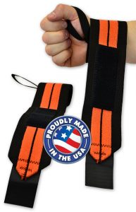 Powerlifting Wrist Wraps