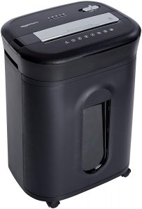 Cross-Cut Paper Shredder