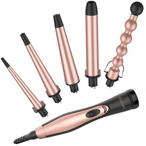 curling wand set