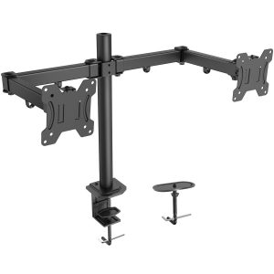 Dual Monitor Stand byHUANUO