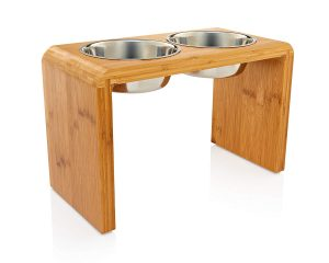 best elevated dog bowls