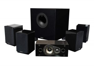 Classic Home Theater System