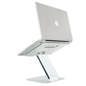 Aluminum Notebook Desktop Stand