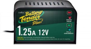Tender Plus Battery Charger