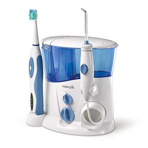 Water Flosser and Sonic Toothbrush