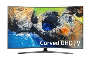 Samsung Electronics Curved TV