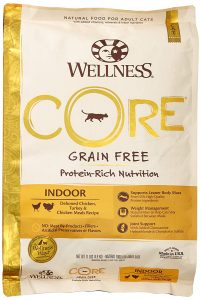 Natural Grain Cat Food