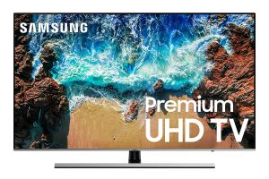 8 Series Smart LED TV