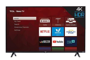Smart LED Roku TV