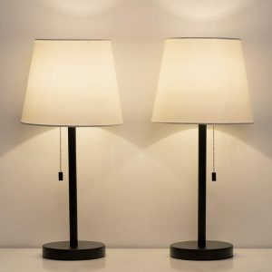 touch bedside lamps