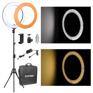 ring light for video