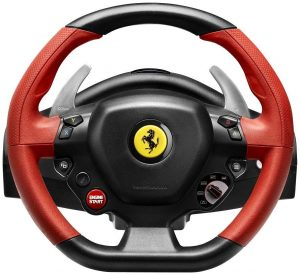 Ferrari Spider Racing Wheel