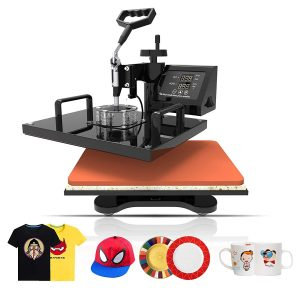 cheap heat press machine