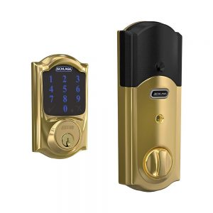 Schlage Door Lock with alarm