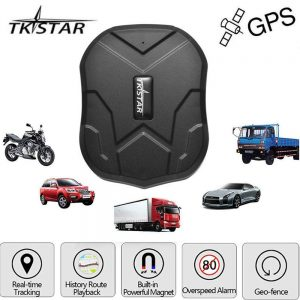 real time gps tracker for car