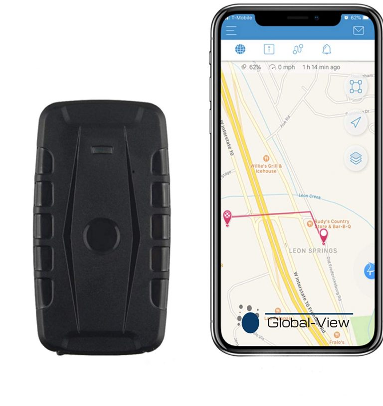 Tracking Device byGlobal-View