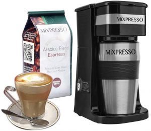 Coffee Maker by Mixpresso