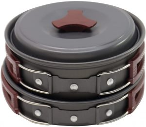 Camping Campfire Cookware
