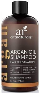 Argan Hair Growth Shampoo