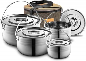 Cookware Set by Wealers
