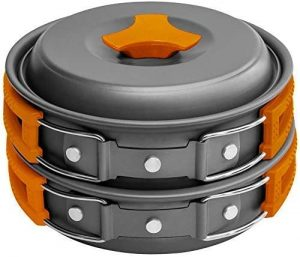 Gold Armour Camping Cookware