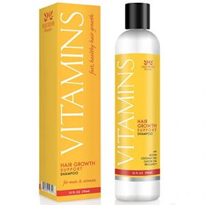 Vitamins Hair Growth Shampoo