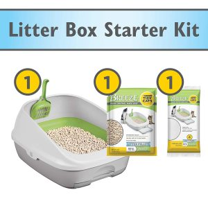 Tidy Cats Litter Box System