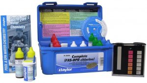 TAYLOR TECHNOLOGIES TEST KIT
