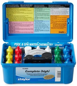 Pool Test Kit