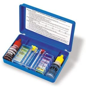 test kit for swimming pool