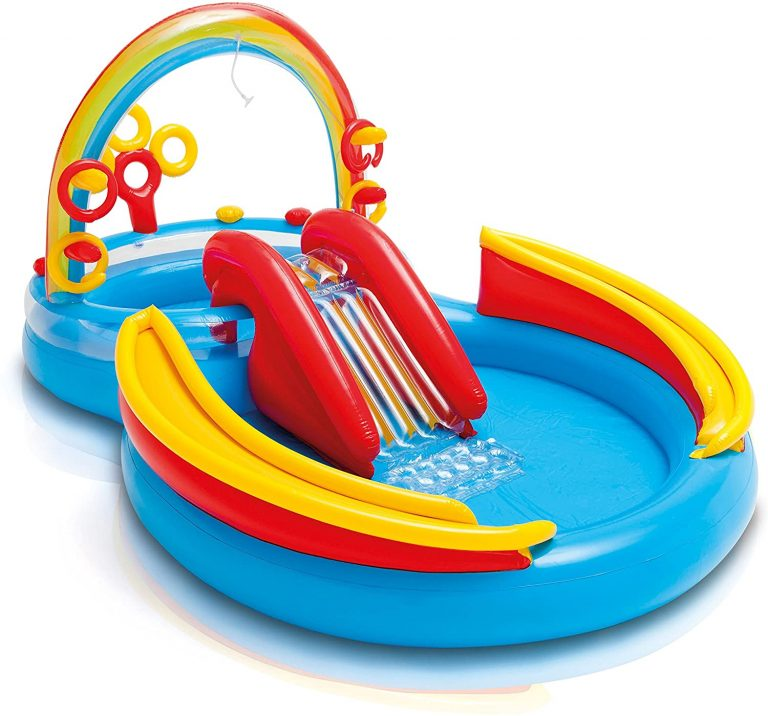 Ring Inflatable Play Center