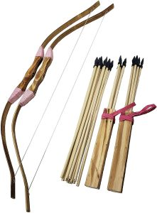 arrow and bow toy