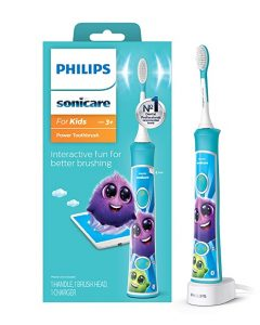 Kids Rechargeable Electric Toothbrush