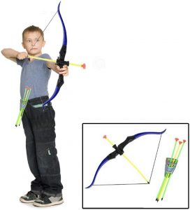 kids bow and arrow toy sets