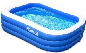 Inflatable Swimming Pool for home