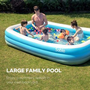 Inflatable Swimming Pool for adults
