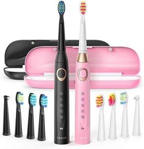 Dual Sonic Electric Toothbrushes
